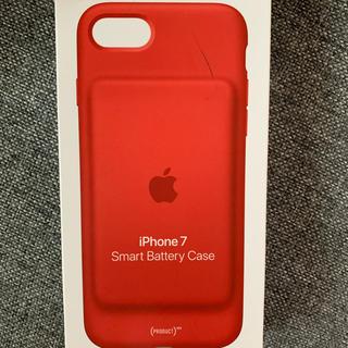 Apple - iPhone6/6s/7/8スマートバッテリーケース (未使用新品)