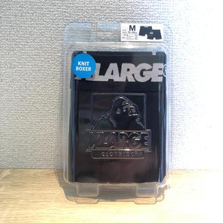エクストララージ(XLARGE)のX LAGE ニットボクサー(新品)(ボクサーパンツ)