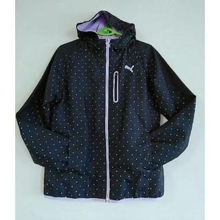 プーマ(PUMA)のレディースウィンドブレーカーシャツ&パンツ(セット/コーデ)