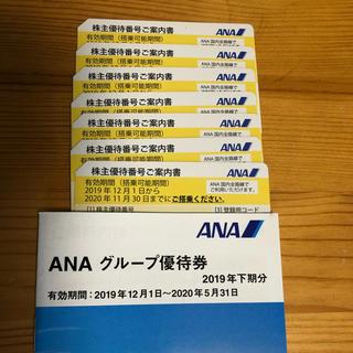 ANA(全日本空輸) - ANA 全日空株主優待券7枚セット