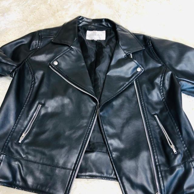HONEYS(ハニーズ)のライダースジャケット レディースのジャケット/アウター(ライダースジャケット)の商品写真