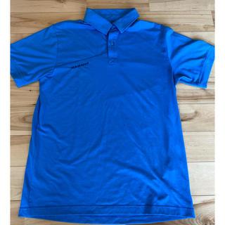 マムート(Mammut)のマムート MAMMUT ポロシャツ(登山用品)