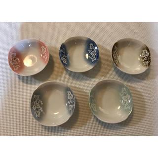 タチキチ(たち吉)の【新品未使用】たち吉 ぶどう柄 小鉢5セット(食器)