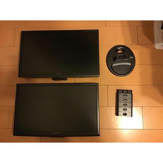 ミツビシデンキ(三菱電機)の液晶ディスプレイ PC用(ディスプレイ)