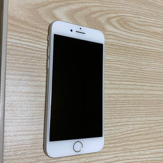 iPhone - iPhone7 64GB silver