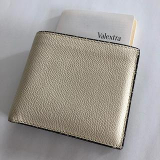 ヴァレクストラ(Valextra)のヴァレクストラ Valextra 二つ折 6カード ウォレット 財布(折り財布)