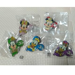 Disney - TDS ディズニー シー アブーズバザール ゲーム 景品 ピンバッジ 30周年
