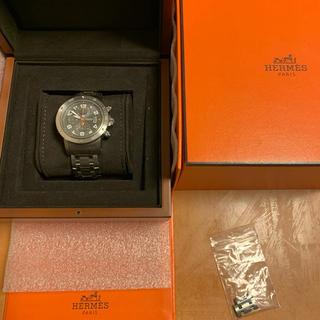 エルメス(Hermes)の格安  エルメス クリッパー ダイバー オートマチックメンズ CP2.941(腕時計(デジタル))