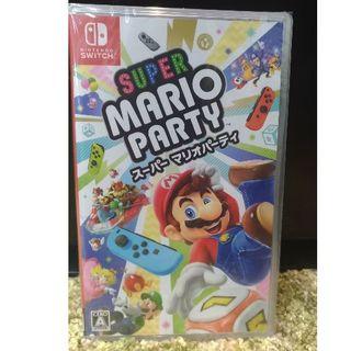 Nintendo Switch - 新品 スーパー マリオパーティ Switch