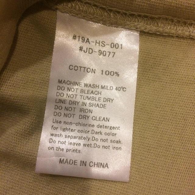 DANTON(ダントン)のDANTON ダントン クルーネックT長袖&パタゴニア パーカーset レディースのトップス(Tシャツ(長袖/七分))の商品写真