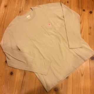 ダントン(DANTON)のDANTON ダントン クルーネックT長袖&パタゴニア パーカーset(Tシャツ(長袖/七分))
