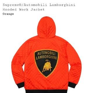Supreme - Automobili Lamborghini Hooded
