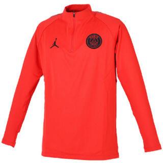 ナイキ(NIKE)のSサイズ NIKE PARIS SAINT GERMAIN ハーフジップシャツ(シャツ/ブラウス(長袖/七分))