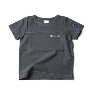 フリークスストア(FREAK'S STORE)の【新品未使用】KIDS Champion 製品染めスクリプトTEE(Tシャツ/カットソー)