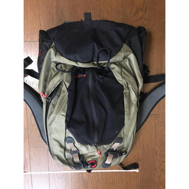 Mammut(マムート)のマムートMAMMUT バックパック20 メンズのバッグ(バッグパック/リュック)の商品写真