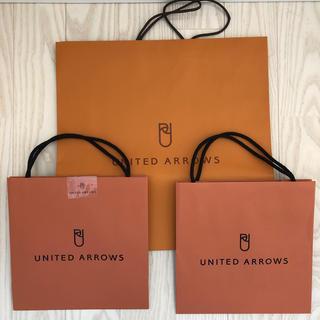 ユナイテッドアローズ(UNITED ARROWS)のUNITED ARROWS ショップバッグ(ショップ袋)