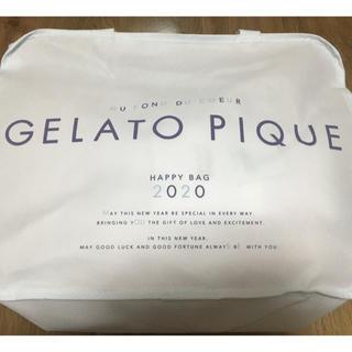 ジェラートピケ(gelato pique)のジェラピケ2020福袋*モコモコ4点セット(ルームウェア)