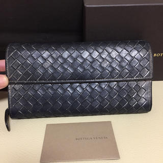 Bottega Veneta - 格安 早い者勝ち 確実正規品 ボッテガヴェネタ ボッテガ 長財布 財布 バッグ