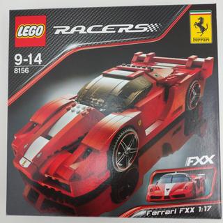 レゴ(Lego)のレゴ (LEGO) レーサー フェラーリFXX 1:17 8156(模型/プラモデル)