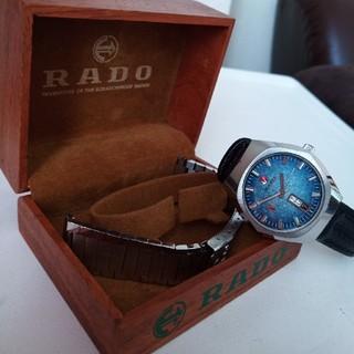 ラドー(RADO)のラドー パープル スタッグ RADO(腕時計(アナログ))