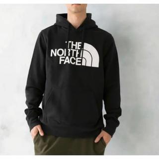 THE NORTH FACE - 新品未使用 THE NORTH FACE ザノースフェイス パーカー ブラック