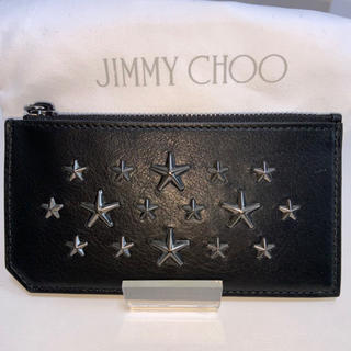 JIMMY CHOO - 【新品•未使用★残り1つ】JIMMY CHOO CASEY エンボスレザー