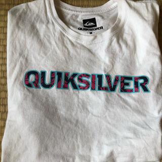 ロキシー(Roxy)のQuicksilver Tシャツ M (Tシャツ/カットソー(半袖/袖なし))