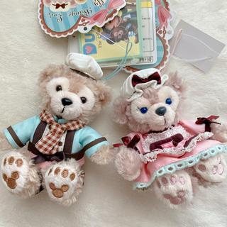 Disney - Sweet Duffy 2013 ぬいぐるみストラップ ダッフィー シェリーメイ