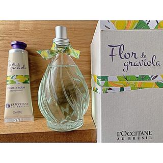L'OCCITANE - ハンドクリーム&トワレセット