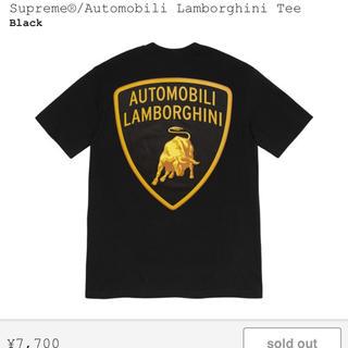 Supreme - Supreme Automobili Lamborghini Tee Lsize