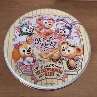 ディズニー(Disney)の新品未開封☆東京ディズニーシー☆ダッフィー&フレンズ!缶入りチョコレート(菓子/デザート)
