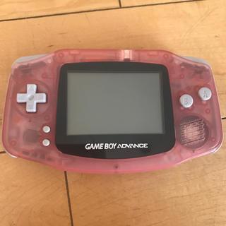 ゲームボーイアドバンス(ゲームボーイアドバンス)のyume様 専用(携帯用ゲーム機本体)