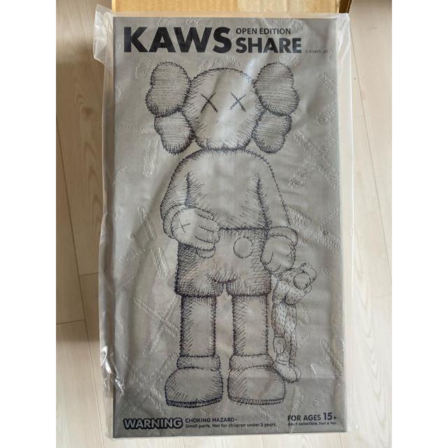 MEDICOM TOY(メディコムトイ)のKAWS SHARE BROWN カウズ ブラウン エンタメ/ホビーのフィギュア(その他)の商品写真