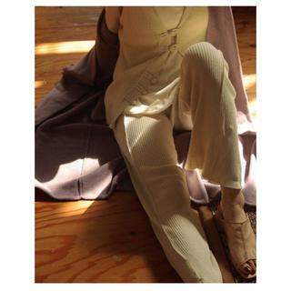 TODAYFUL - Sheer Linen Leggings