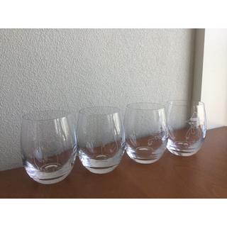 ARABIA - ARABIA ムーミン グラス 4個