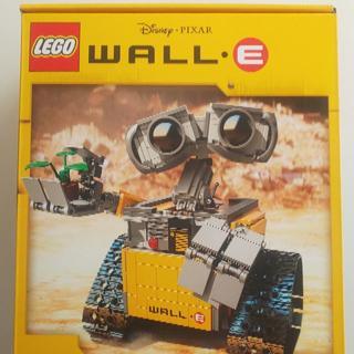 Lego - 新品未開封 レゴアイデア 21303 ウォーリー