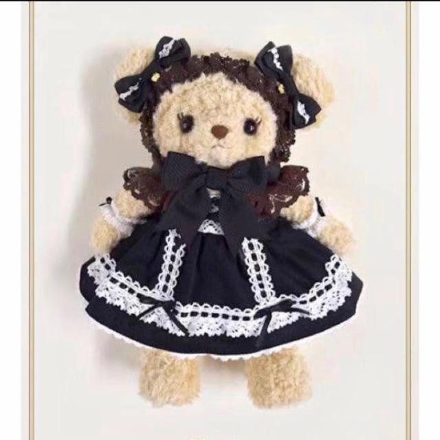 BABY,THE STARS SHINE BRIGHT(ベイビーザスターズシャインブライト)のBABY本社お茶会限定 くまくみゃ baby doll ポジェット レディースのバッグ(ショルダーバッグ)の商品写真