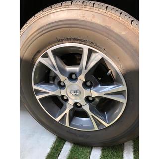 BRIDGESTONE - TOYOTA(トヨタ)ハイエース ホイール+タイヤ4本セット
