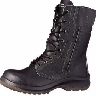 ミドリアンゼン(ミドリ安全)の[ミドリ安全] 安全靴 JIS規格 長編上靴 プレミアムコンフォートオールハトメ(その他)
