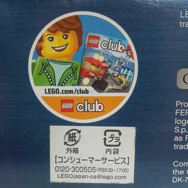Lego(レゴ)の【値下げ】送料無料未開封 レゴ クリエイター 10248 フェラーリ F40 エンタメ/ホビーのおもちゃ/ぬいぐるみ(その他)の商品写真