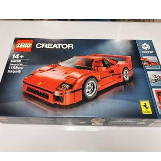 未開封新品 レゴ クリエイター 10248 フェラーリ F40