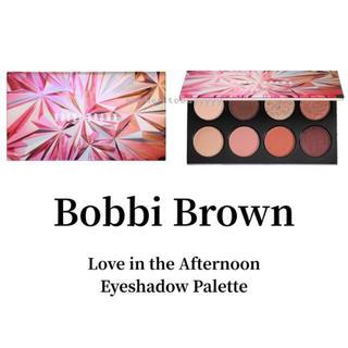 BOBBI BROWN - ボビーブラウン ラブ イン ザ アフタヌーン アイシャドウ パレット  新品