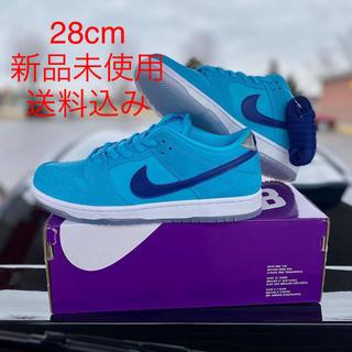 NIKE - Nike sb dunk low pro blue fury 28cm