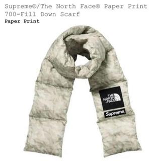 Supreme - Supreme The North Face  Paper Print