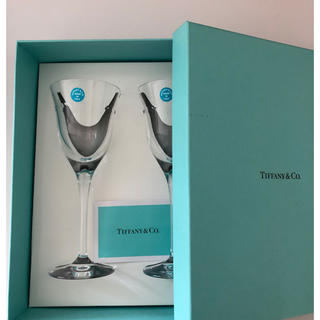 Tiffany & Co. - ティファニー ペアグラス ワイングラス シャンパングラス