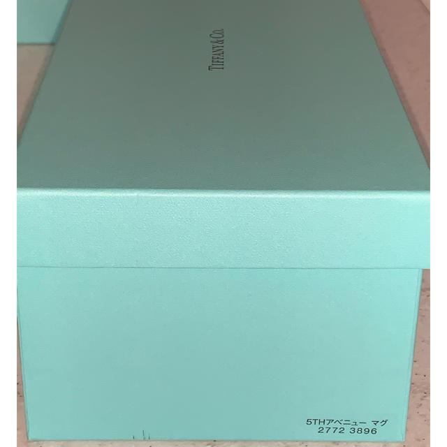 Tiffany & Co.(ティファニー)のティファニー  マグカップ 5THアベニュー マグ ペアセット インテリア/住まい/日用品のキッチン/食器(グラス/カップ)の商品写真