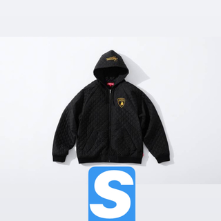 シュプリーム(Supreme)のSupreme Lamborghini Hooded Work Jacket (ブルゾン)