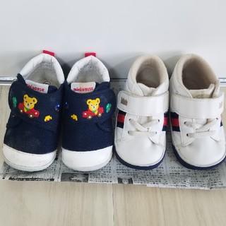 mikihouse - ミキハウス ムーンスター 靴