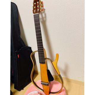 ヤマハ(ヤマハ)のYAMAHAサイレントギターSLG-120NW(その他)