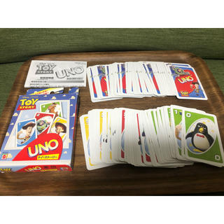 Disney - UNO TOY STORY